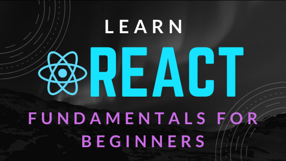 React Fundamentals Course